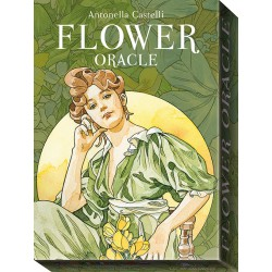 Flower Oracle Cards
