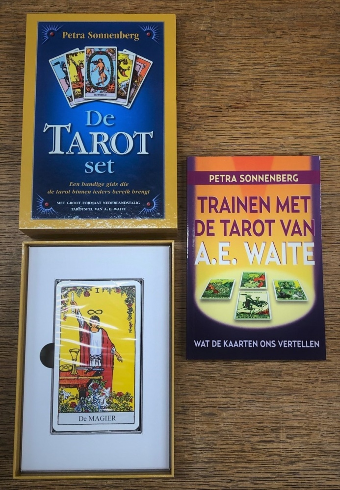 SONNENBERG - De Tarot Set (Deluxe)