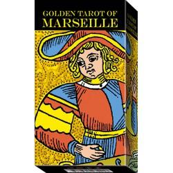 Golden Marseille Tarot (Burdel)