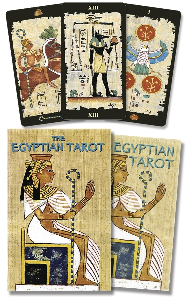 Egyptian Tarot - Set