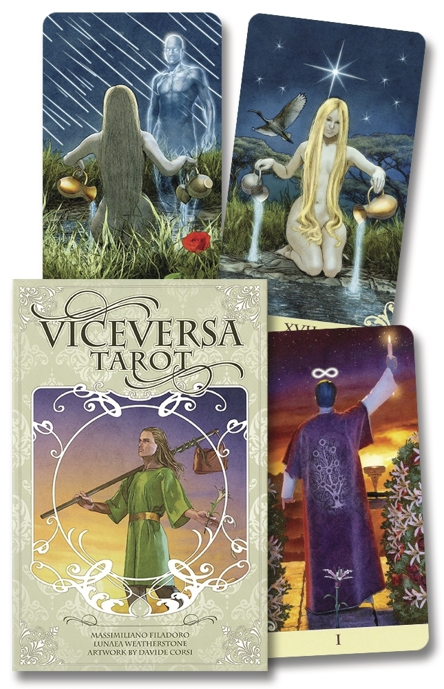 Vice Versa Tarot - Set