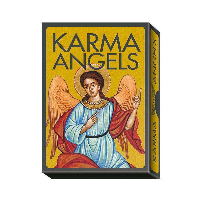 Karma Angels Oracle Cards
