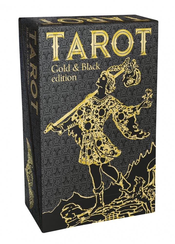 Tarot Gold & Black - Set