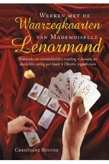Werken met de Waarzegkaarten van Mademoiselle Lenormand (Boek)