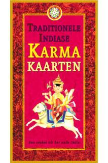 Traditionele Indiase Karmakaarten (Set)