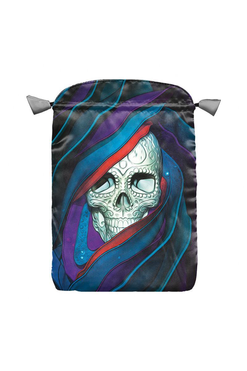 Santa Muerte Tarotbuidel - Skull (Schedel)