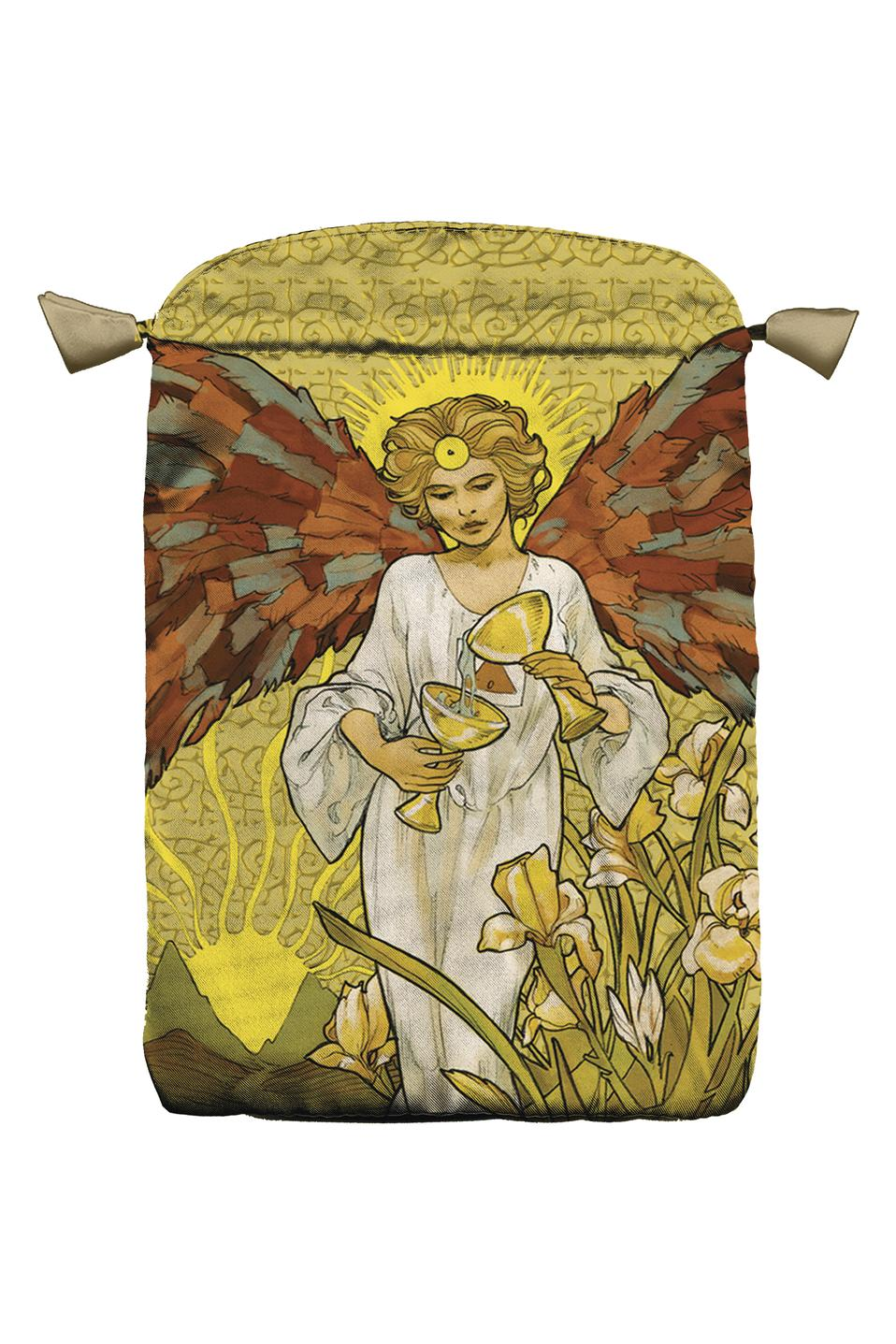 Tarotbuidel Art Nouveau Gold