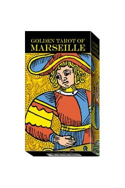 Golden Marseille Tarot (Burdel)