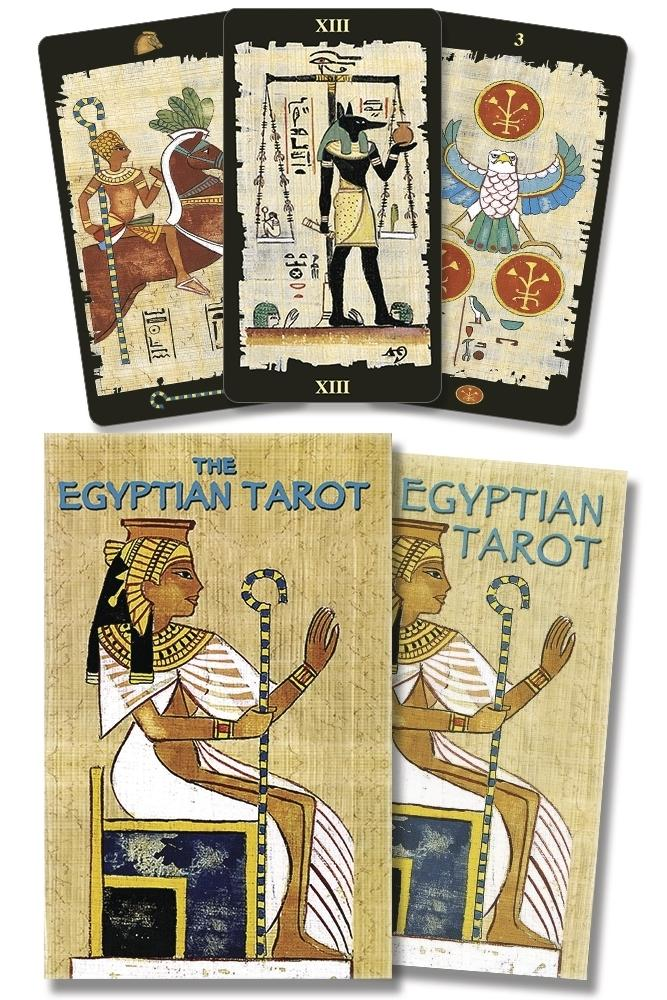Egyptian Tarot Set