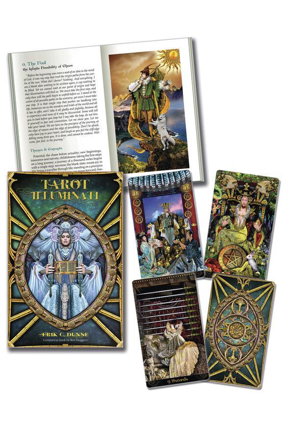 Illuminati Tarot - Set