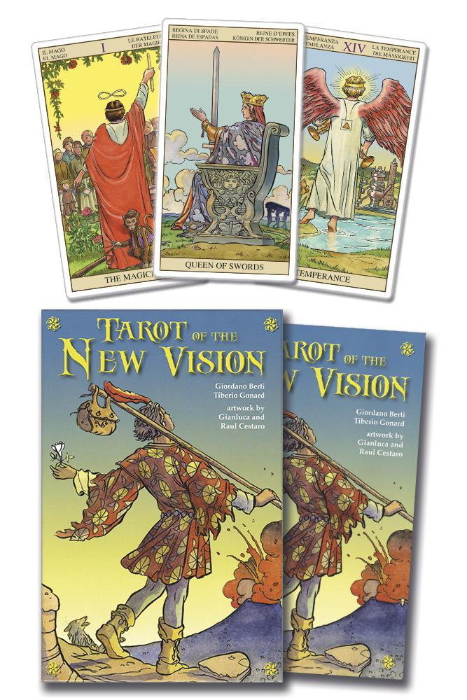 Tarot of the New Vision - Set