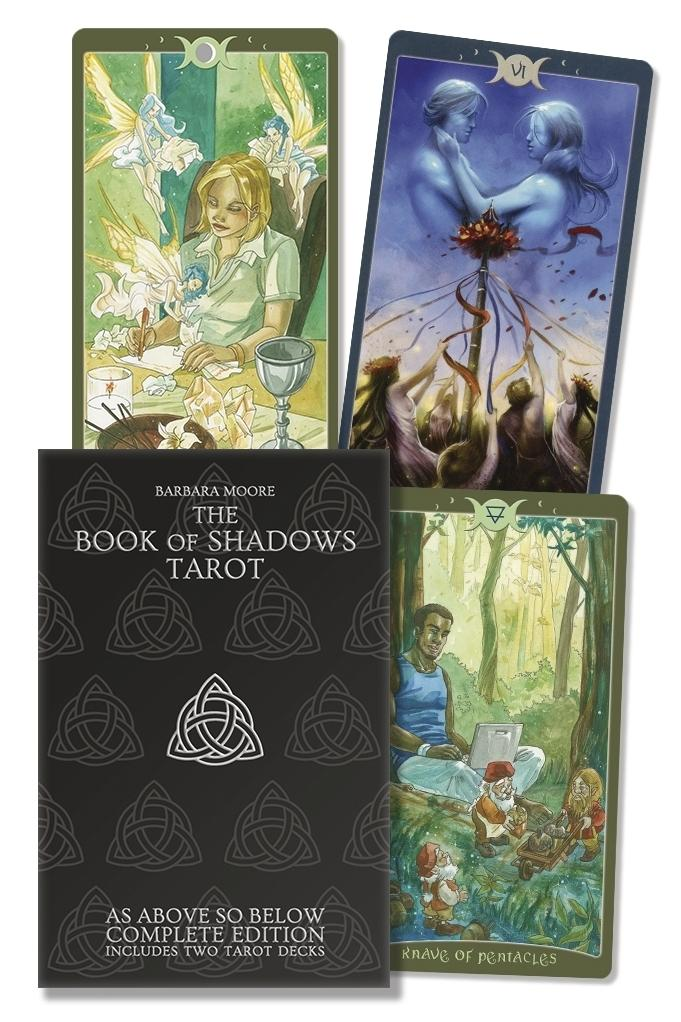 Book of Shadows - SET