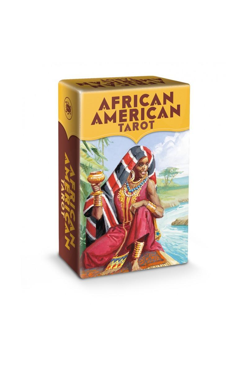 Afro American Tarot - Mini versie