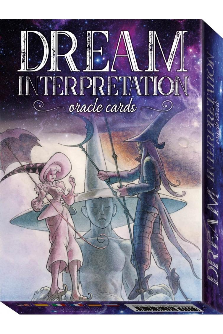 Dream interpretation oracle cards