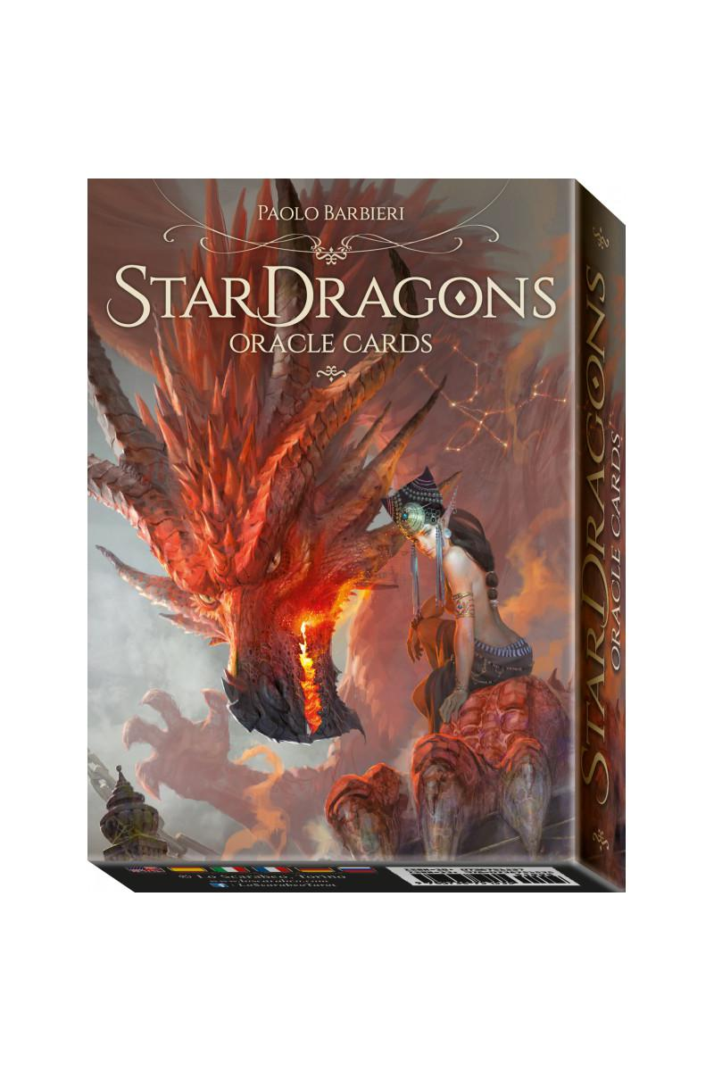 Barbieri Stardragons Oracle
