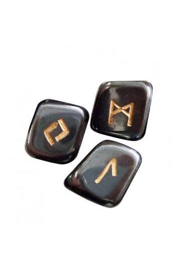 Runensteentjes van Hematiet