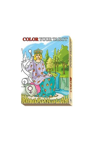 Color Your Tarot - Kleur je Tarot