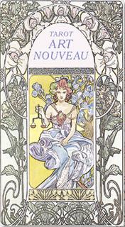 Art Nouveau Tarot (NL)