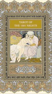 Tarot of the 1001 Nights / Tarot van 1001 Nacht