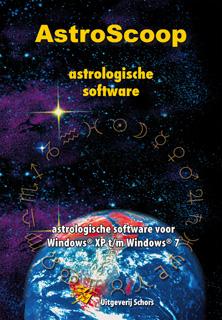 AstroScoop voor Windows XP t/m Windows 10 (op CD)
