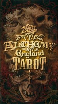 Alchemy 1977 # England Tarot