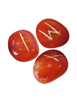 Runensteentjes van Rode Kornalijn