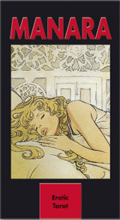 The  Erotic Tarot - Manara